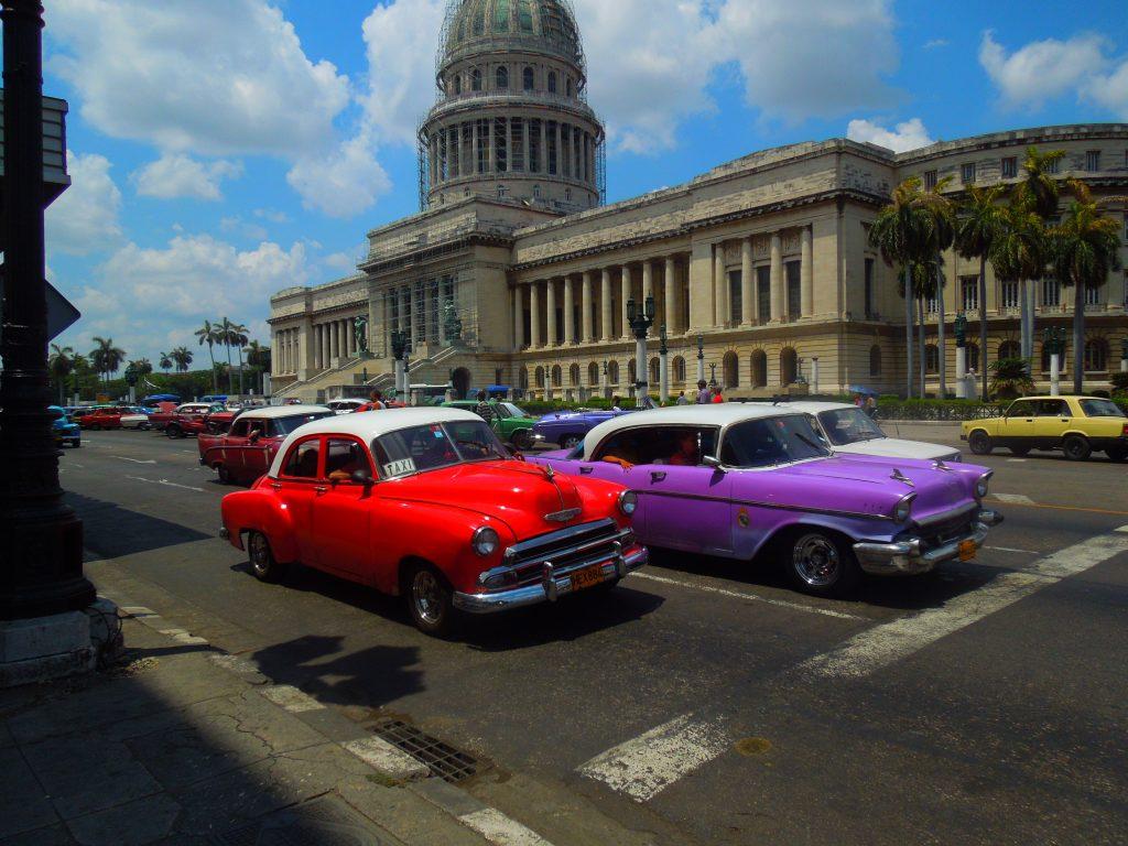 キューバ、車