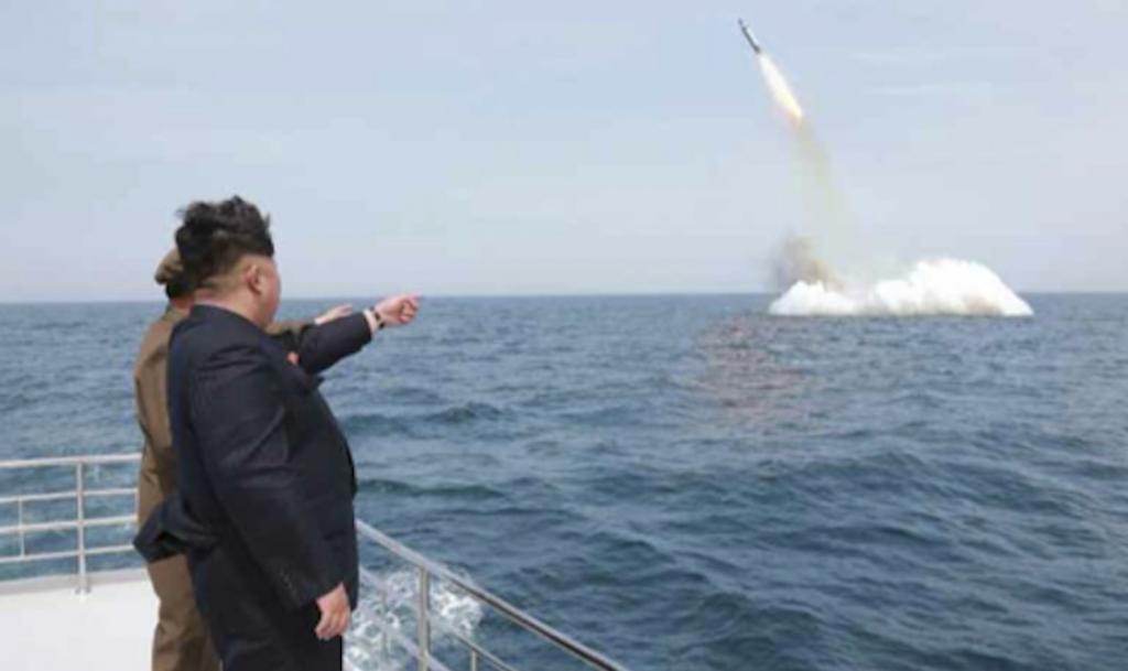 ミサイル、北挑戦、金正恩