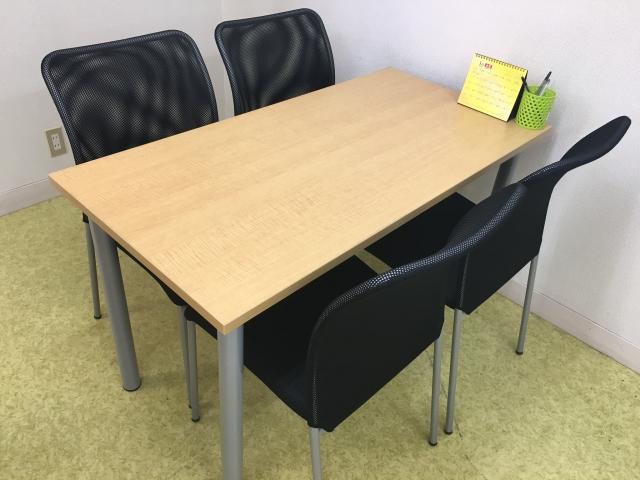 応接、テーブル、椅子