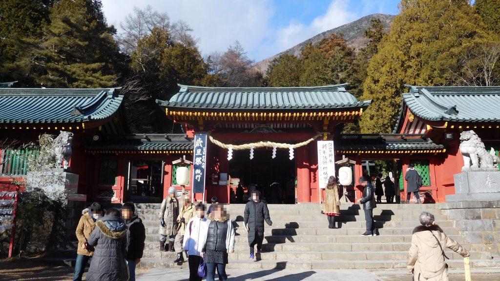 二荒山神社、中宮祠、日光