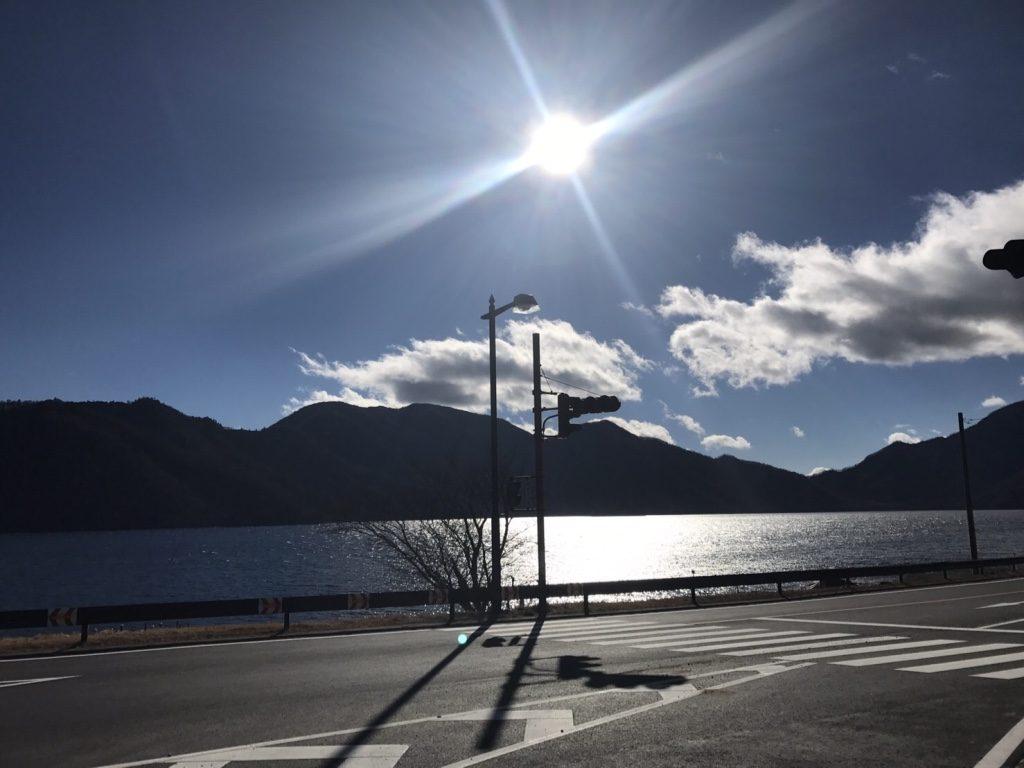 中禅寺湖、日光